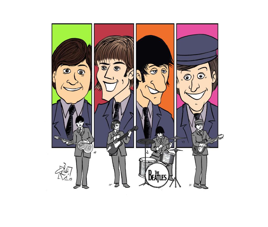 Beatles-web