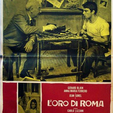 l'oro di roma - lizzani